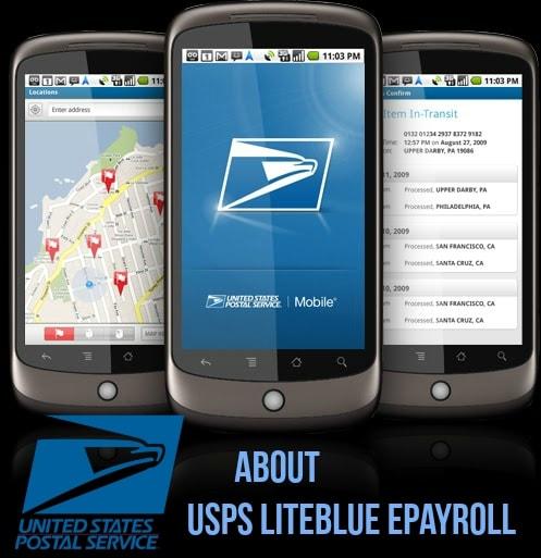 USPS LiteBlue EPayroll