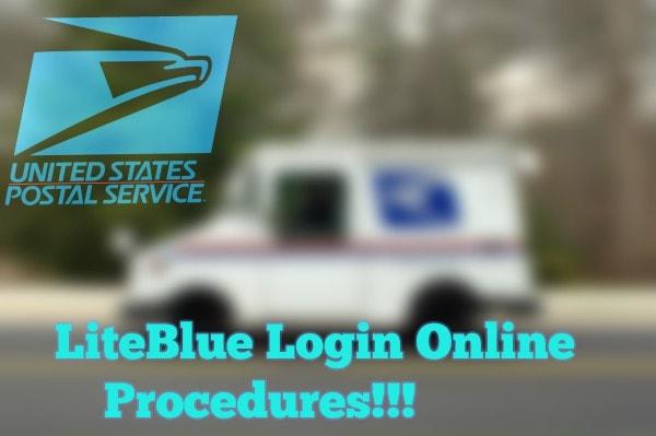 LiteBlue Login Online USPS LiteBlue Login Gov