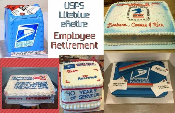 Employee retirement USPS eRetire