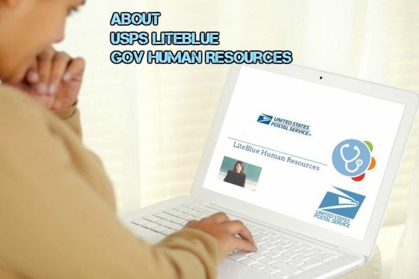 LiteBlue USPS Gov Human Resources