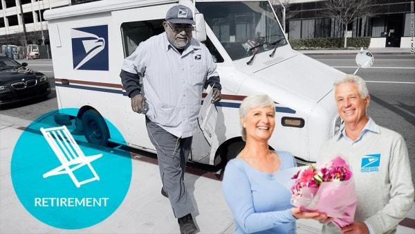 USPS Liteblue eRetire employee retirement